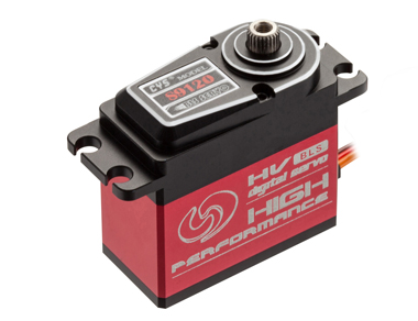 CYS BLS9120 20Kg Brushless digital servo-3