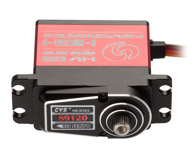 CYS BLS9120 20Kg Brushless digital servo-1