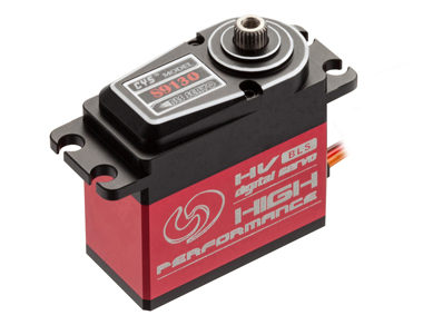 CYS BLS9130 30Kg Brushless digital servo-3